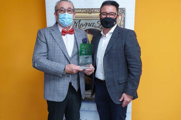 Patatas Gómez, primer grupo agroalimentario español que certifica su autoconsumo renovable y la reducción de emisiones con el sello ECO20 Silver